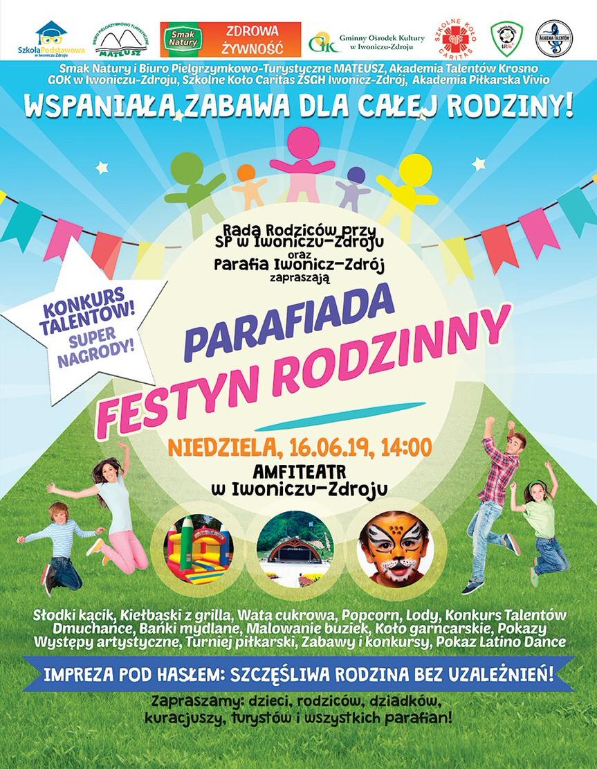 Parafiada - Festyn Rodzinny