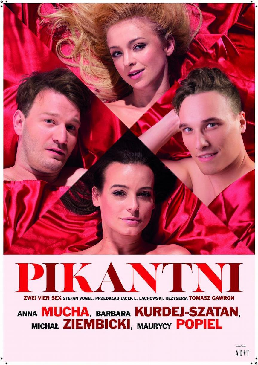 """""""Pikantni"""" - komedia obyczajowa"""
