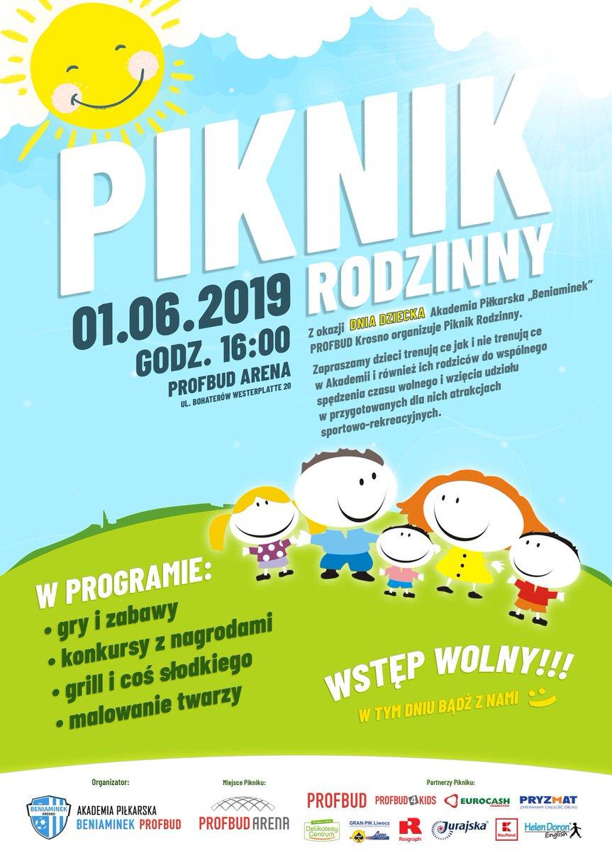 Piknik Rodzinny w Profbud Arena
