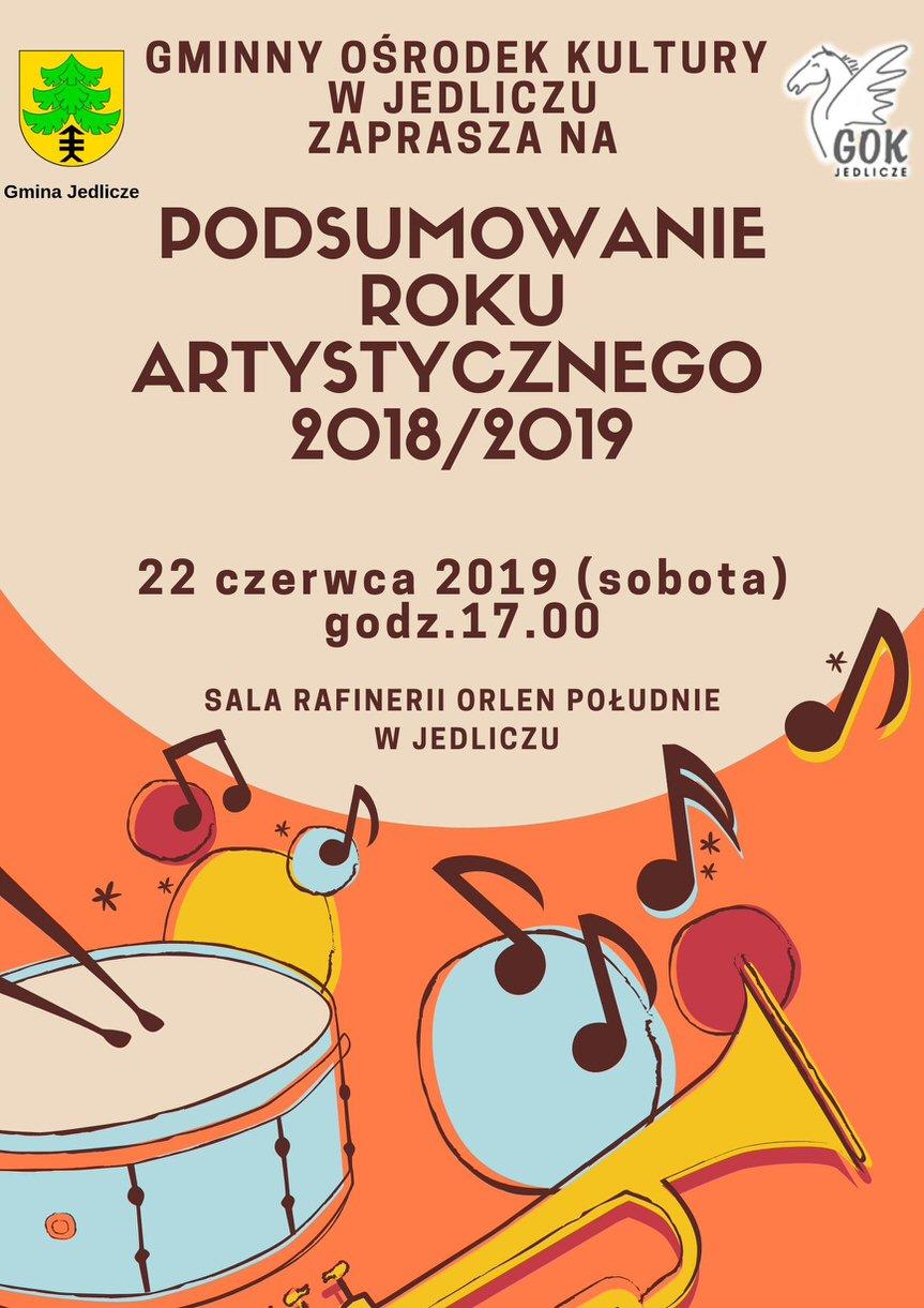 Podsumowanie roku artystycznego 2018/2019