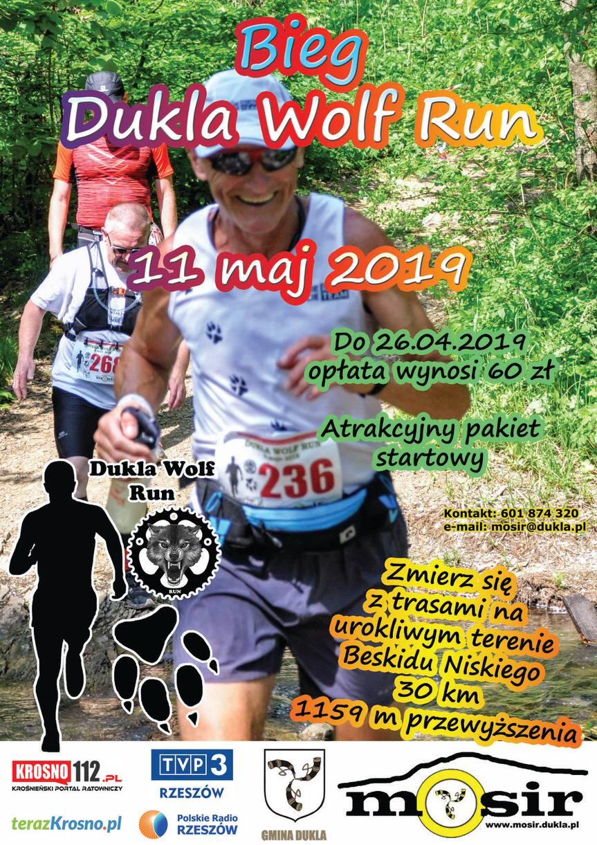 Półmaraton Biegowy Dukla Wolf Run