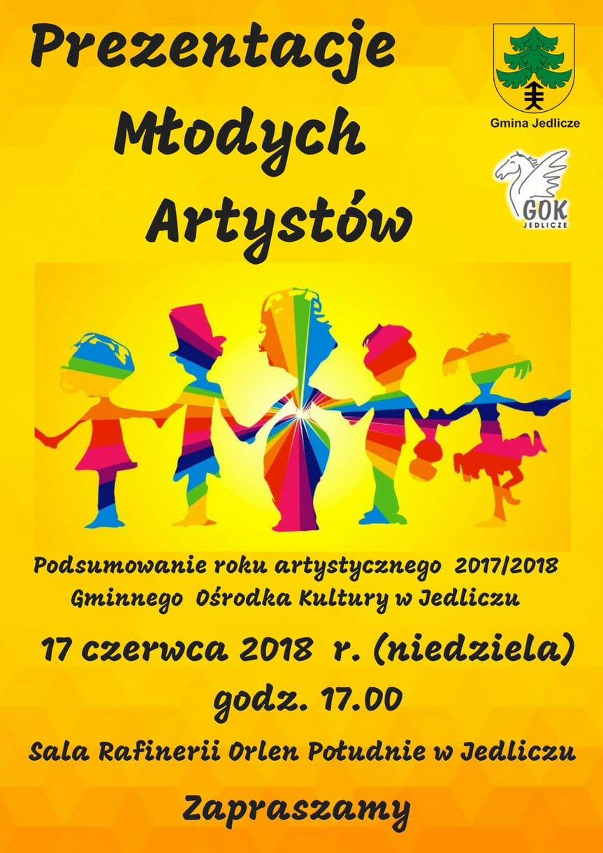 Prezentacja Młodych Artystów