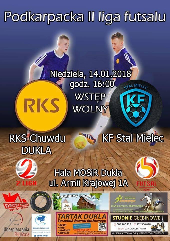 RKS Chuwdu - KF Stal Mielec