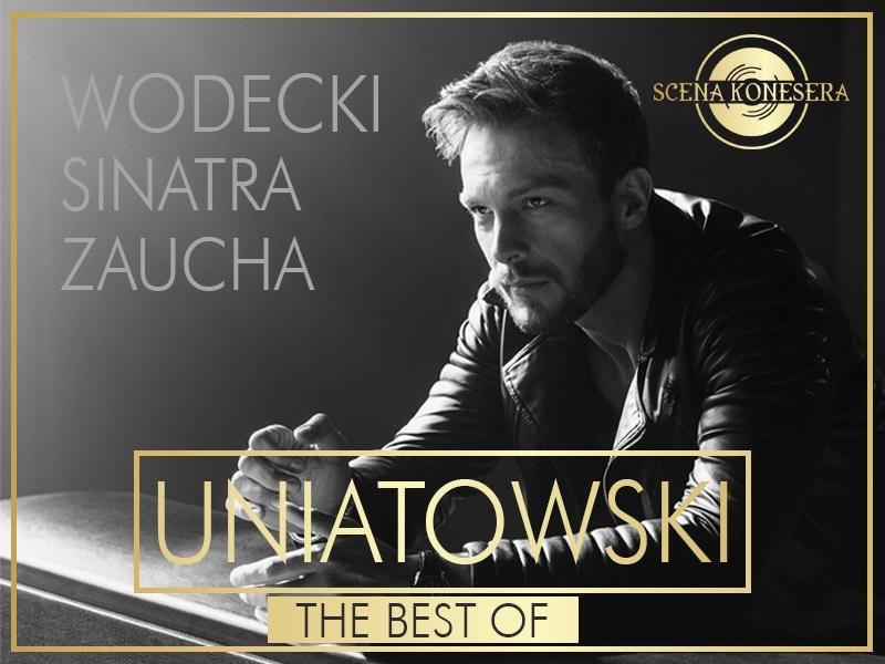 Sławek Uniatowski w Krośnie