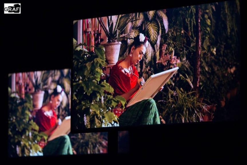 """Spektakl """"Frida. Życie ,sztuka, rewolucja"""""""