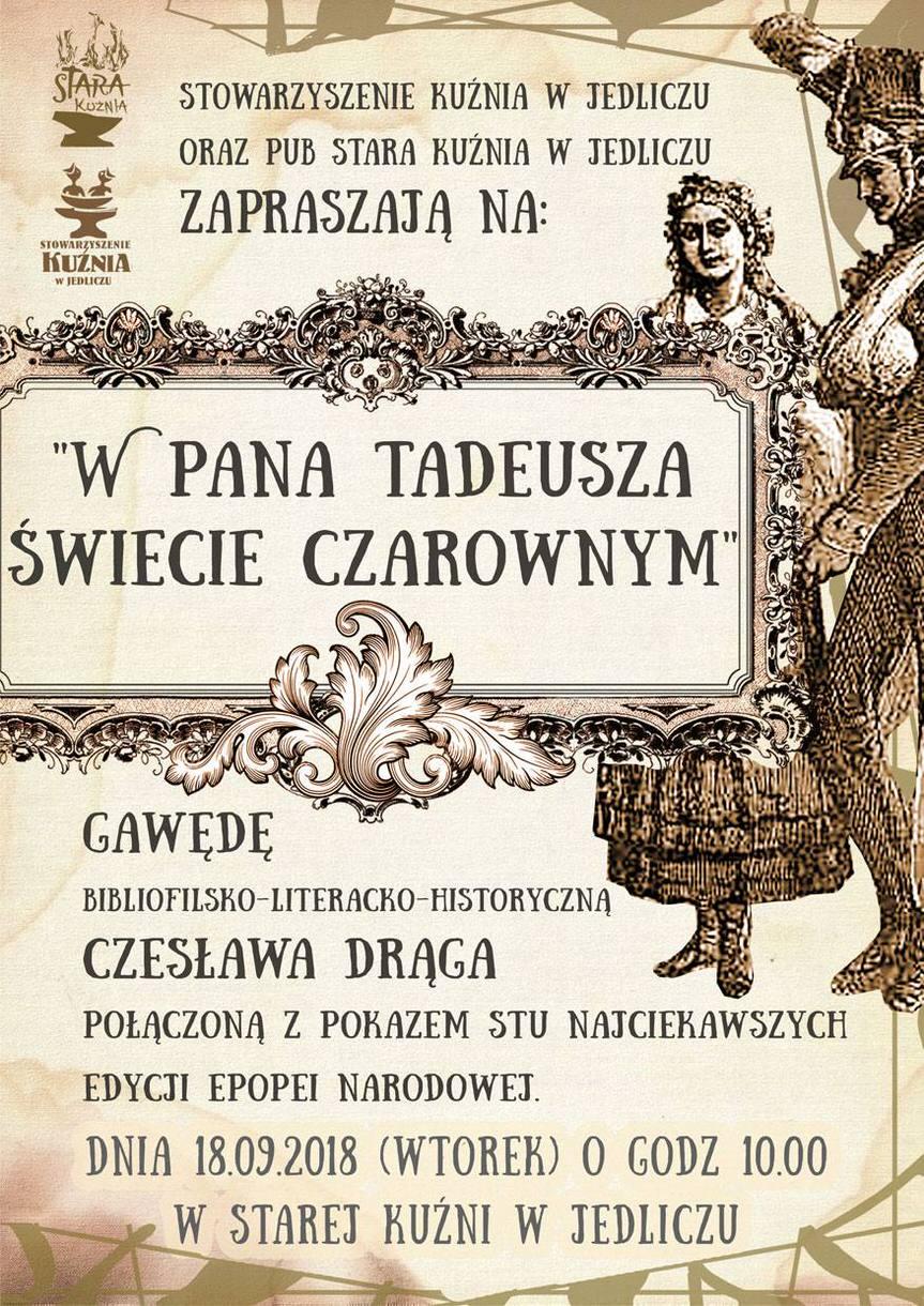 Spotkanie z Czesławem Drągiem