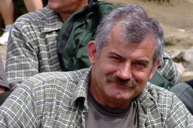 Spotkanie z leśniczym Kazimierzem Nóżką w CDS