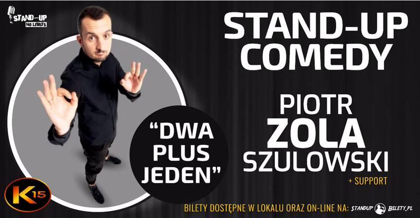 Stand-UP Comedy Piotr Zola Szulowski