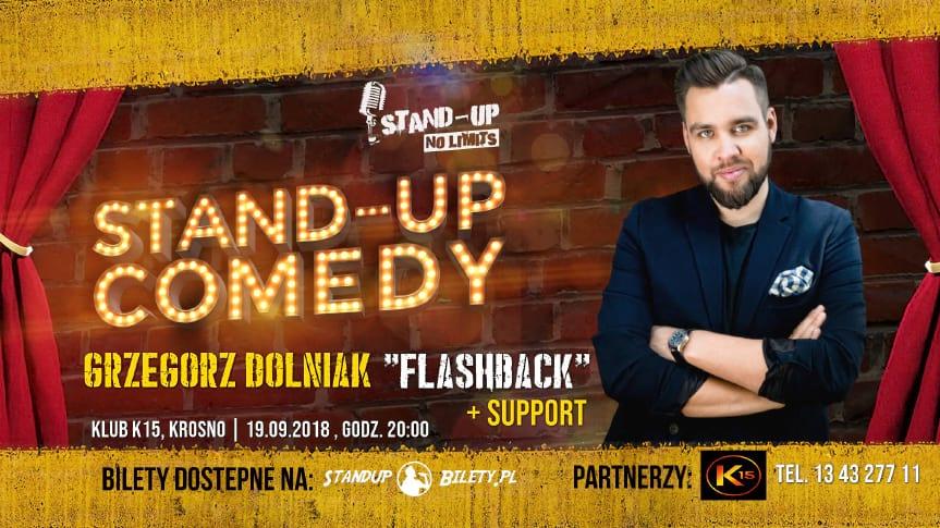 Stand-up No Limits: Grzegorz Dolniak