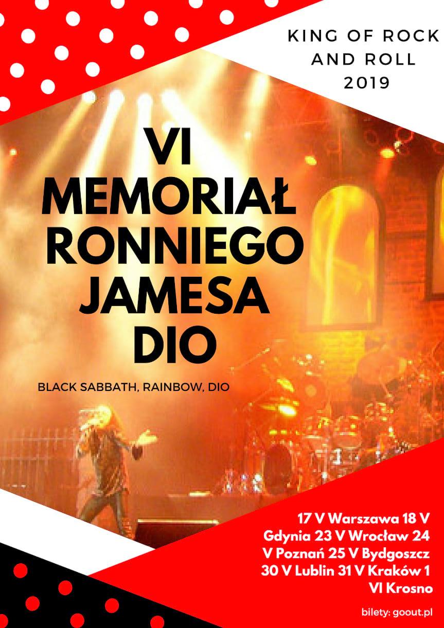 VI Memoriał Ronniego Jamesa Dio