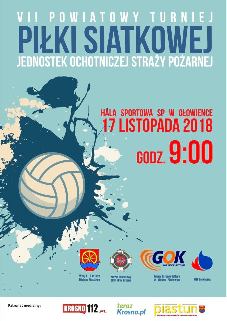 VII Powiatowy Turniej Piłki Siatkowej jednostek OSP