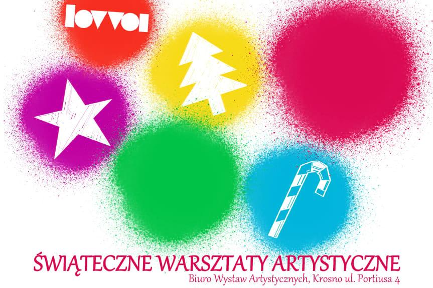 Świąteczne Warsztaty Artystyczne: Malowanie bombek choinkowych