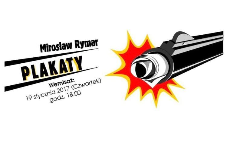 Wernisaż wystawy Mirosław Rymar Plakat