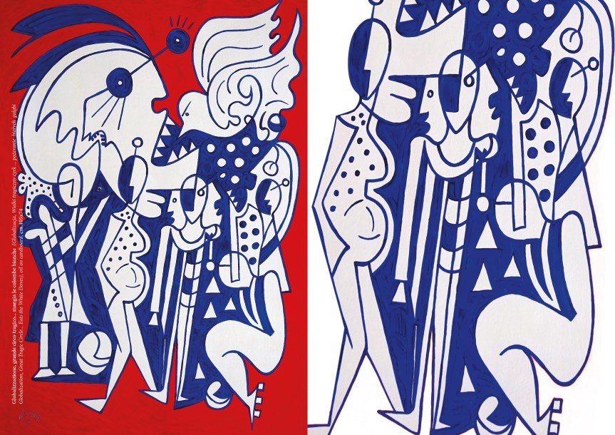 Wernisaż wystawy Silvio Vigliaturo - Tworzenia światłem