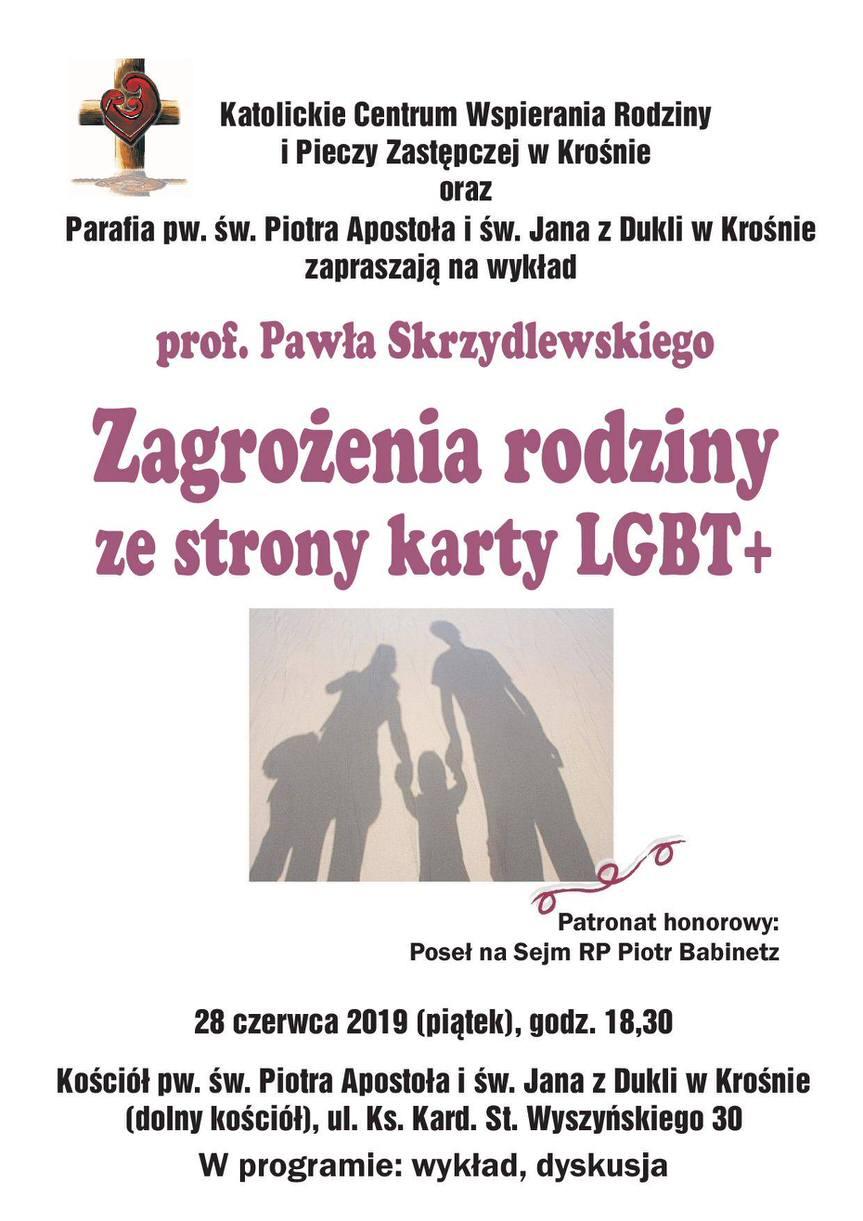 Wykład prof. Pawła Skrzydlewskiego