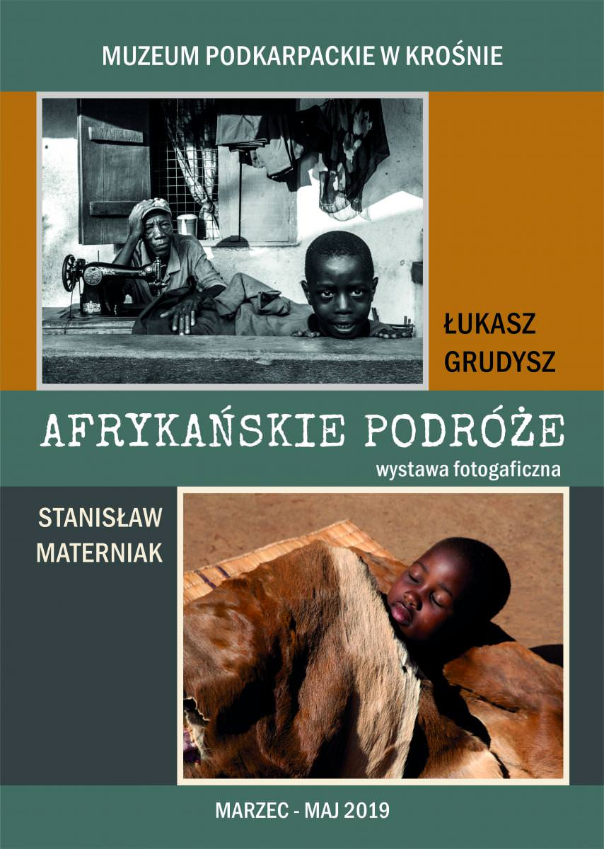 """Wystawa fotografii """"Afrykańskie podróże"""""""