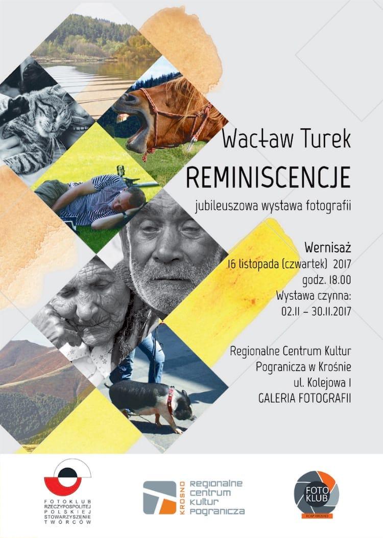 Wystawa Wacława Turka