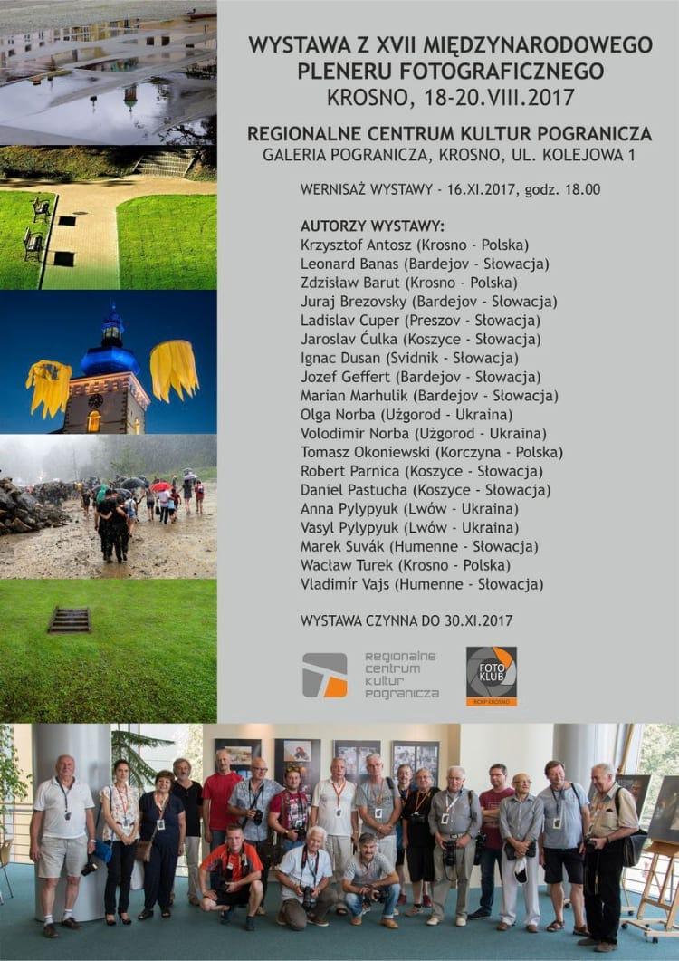 Wystawa z XVII Międzynarodowego Pleneru Fotograficznego