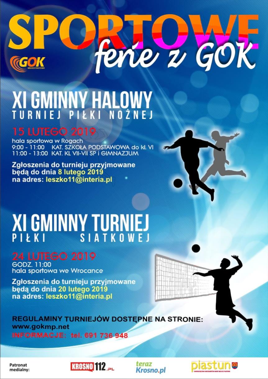 XI Gminny Turniej Piłki Siatkowej