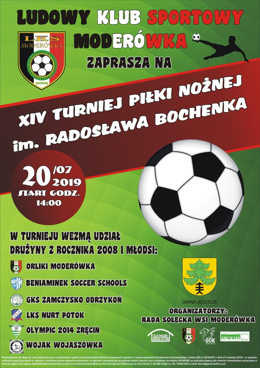 XIV Turniej Piłki Nożnej im. Radosława Bochenka