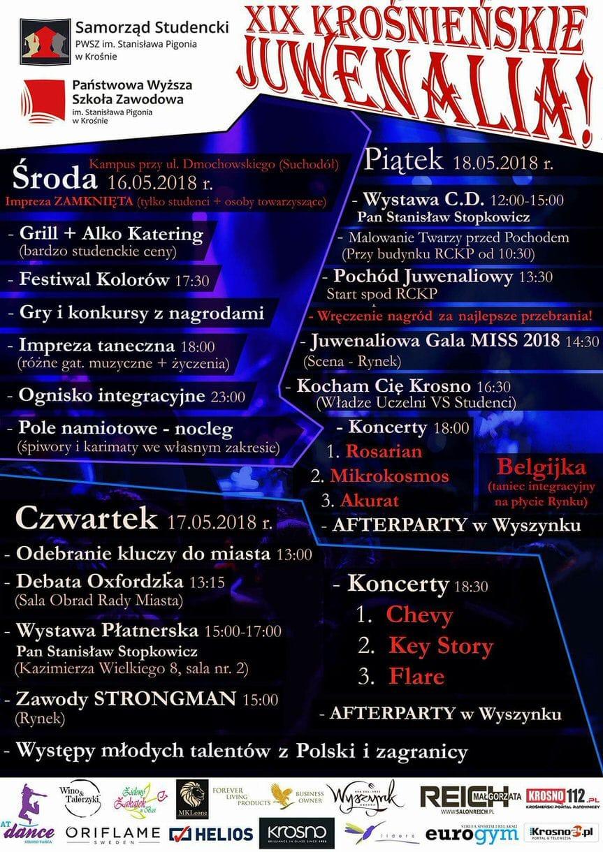 XIX Juwenalia PWSZ w Krośnie