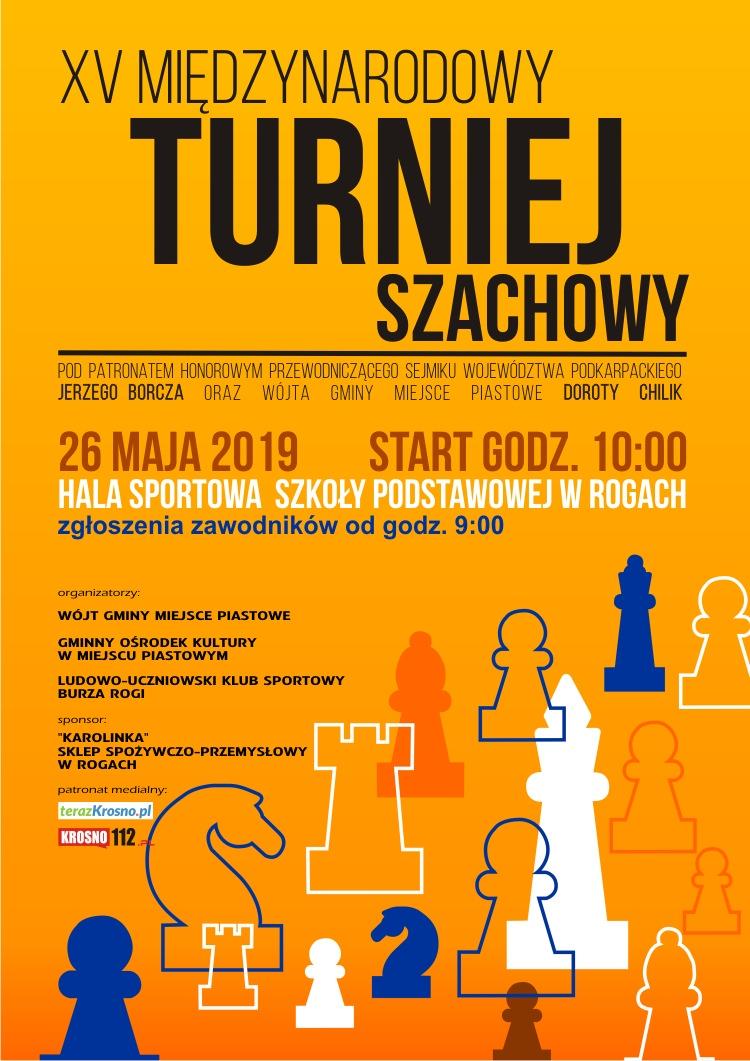XV Międzynarodowy Turniej Szachowy