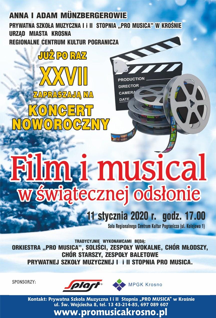 XXVII Koncert Noworoczny