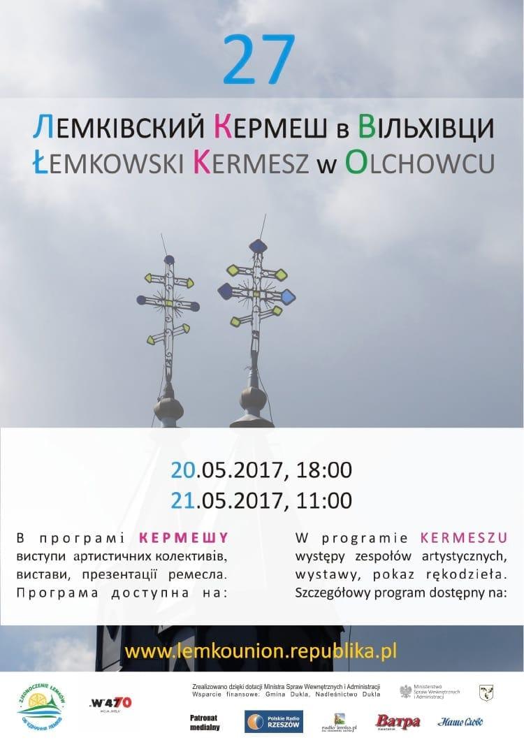 XXVII Łemkowski Kermesz w Olchowcu