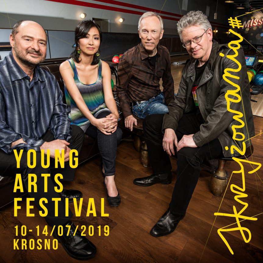 Young Arts Festival - Kronos Quartet