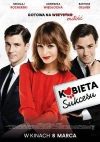 Plakat filmu Kobieta sukcesu