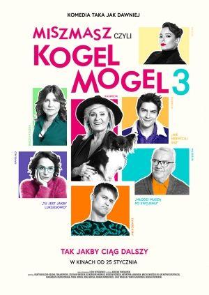 Plakat filmu Miszmasz czyli Kogel Mogel 3