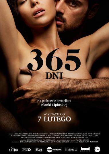 Plakat filmu 365 dni