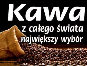 Supermercato. Sklep z kawą, chemią gospodarczą z Włoch, Niemiec, Anglii