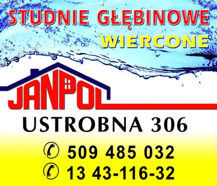 FPHU Janpol - Studnie głębinowe