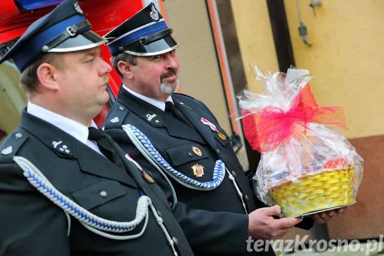 Gminny Dzień Strażaka w Draganowej