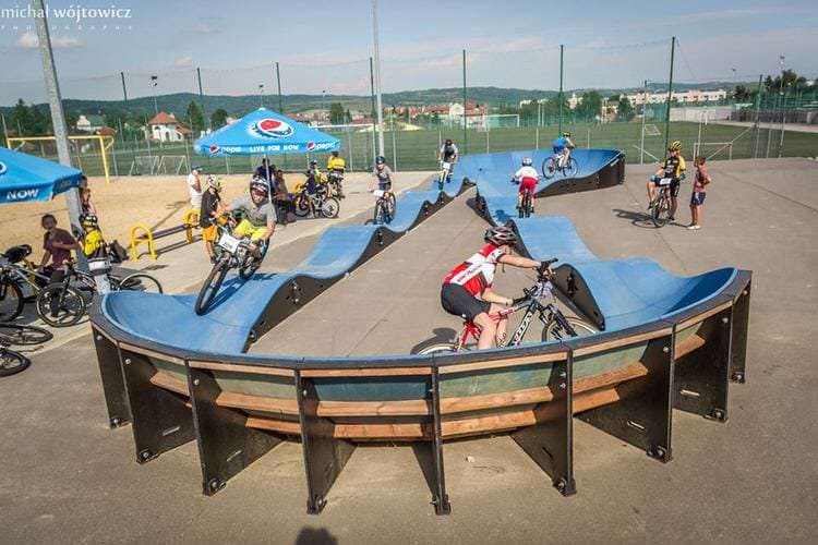 II Mini Zawody Pumptrack