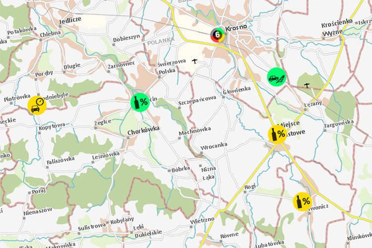 Mapa Zagrozen Bezpieczenstwa Mozesz Zglosic Zagrozenie Przez Internet