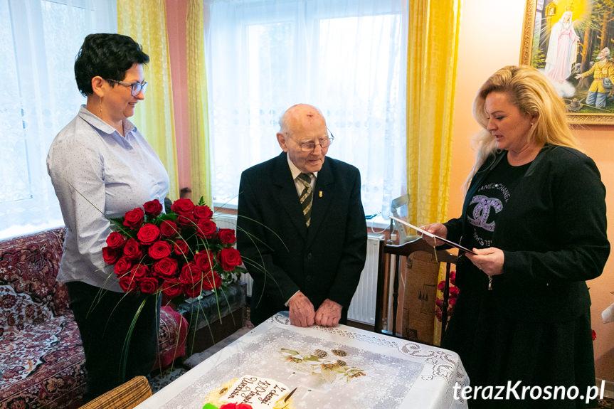 100 urodziny Józefa Gruszki