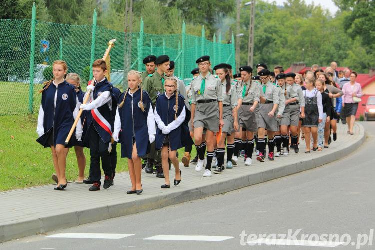 55-lecie nowej szkoły w Lubatowej