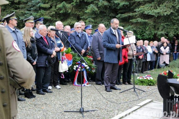 73. Rocznica Bitwy Karpacko-Dukielskiej