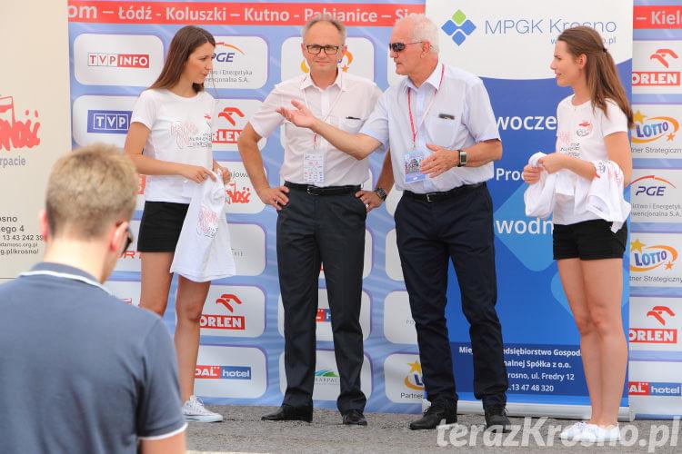 8. Mini Wyścig Kolarski Solidarności w Krośnie