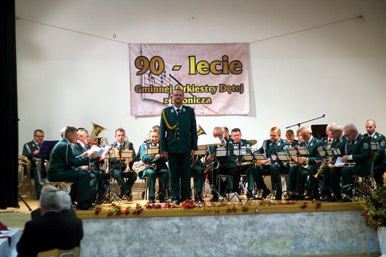 90-lecie Gminnej Orkiestry Dętej z Iwonicza
