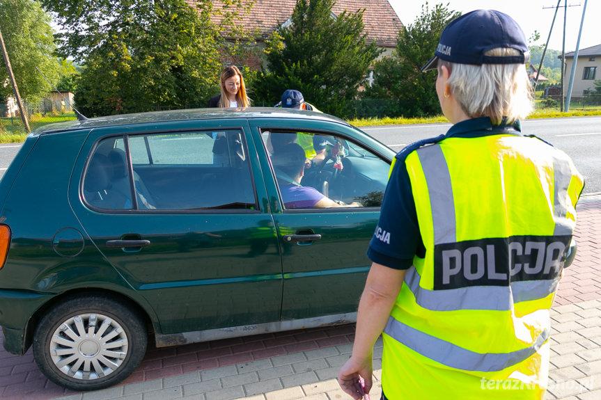Akcja policji i pracowników MKRPA