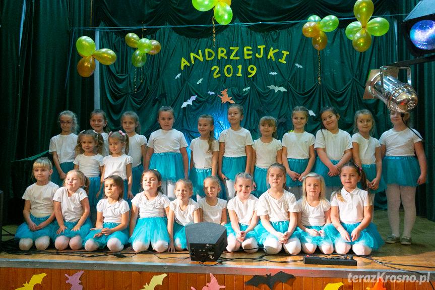 Andrzejki dla dzieci w Chorkówce