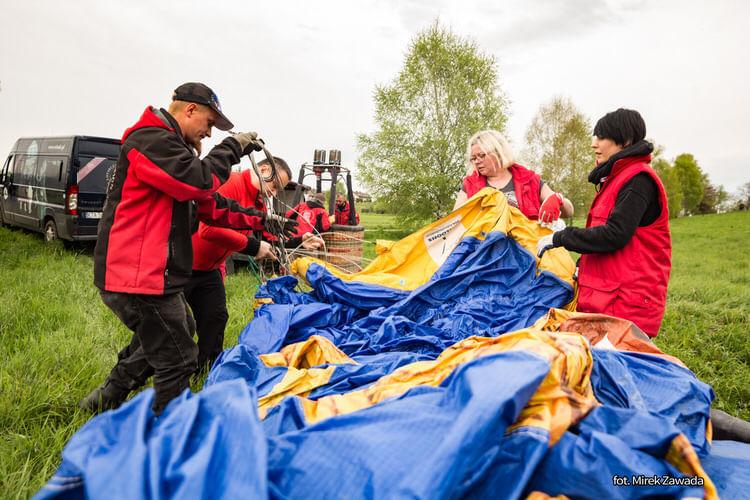 Balony nad Krosnem 2016 - Zdjęcia