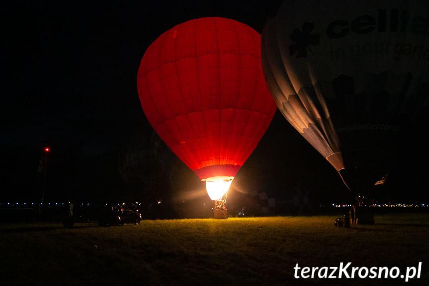 Balony nad Krosnem 2018: Balonowe party