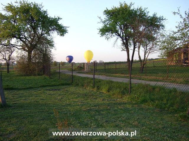 Balony nad Krosnem 2007 - Balony nad Świerzową Polską
