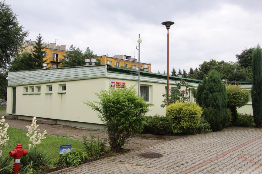 Budynek Przedszkola Miejskiego Nr 1 w Krośnie