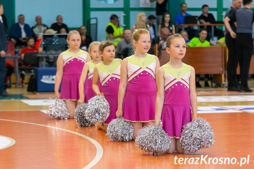 Cheerleaders Fragolin - Miasto Szkła Krosno - Asseco Gdynia
