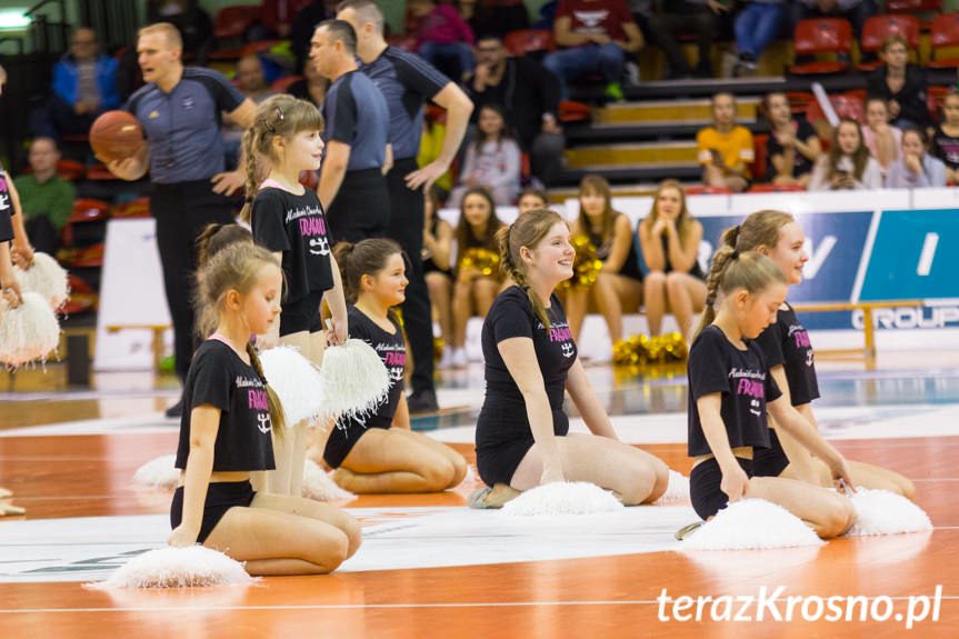 Cheerleaders Fragolin - Miasto Szkła Krosno - Polpharma Starogard Gdański